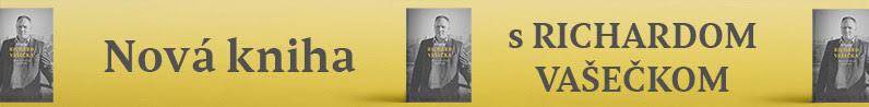 Nová kniha s Richardom Vašečkom