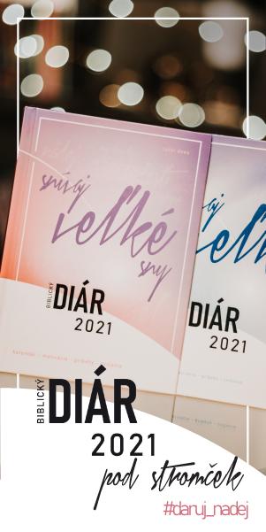 Biblický diár 2021 - snívaj veľké sny