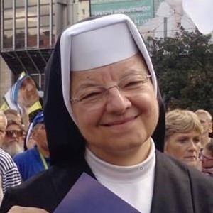 sr. Anežka Alžbeta Žatková - rehoľná sestra Kongregácie školských sestier de Notre Dame