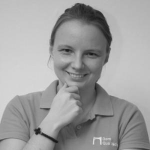 Monika Hricáková - riaditeľka Domu Quo Vadis v Bratislave