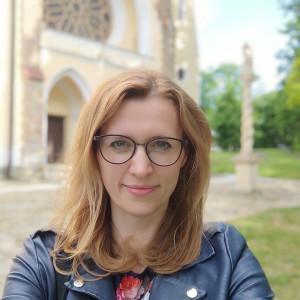 Marika Komendová - blogerka, mama a manželka